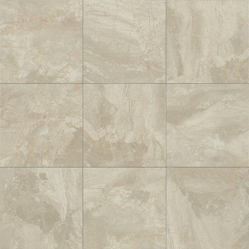 Itona Tile Bedford 4 X 8 Ceramic Subway Tile In Crystal Sands