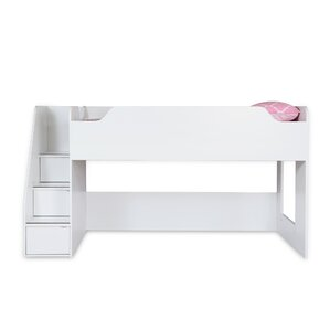 Mobby Twin Loft Bed by South Shore
