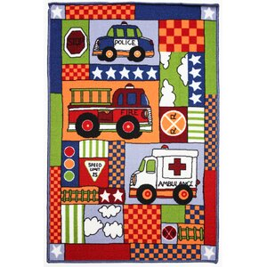 First Responders Floor Mat