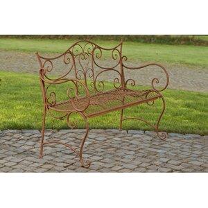 Gartenbank Roxen aus Eisen von Home & Haus