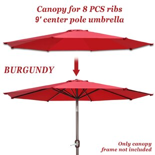 Replacement Umbrella Canopy Wayfair