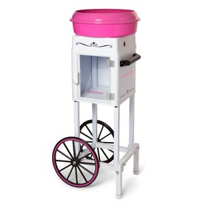 hard and sugarfree cotton candy cart - Cotton Candy Machines