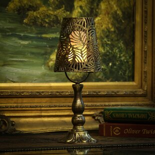 Battery operated table lamps youll love wayfair beyarmudu 15 table lamp aloadofball Images