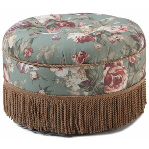 Opehlia Decorative Round Ottoman by As..