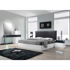 Lee Platform 5 Piece Bedroom Set