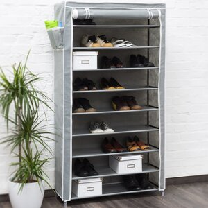 Valentin 9 Compartment Shoe Rack