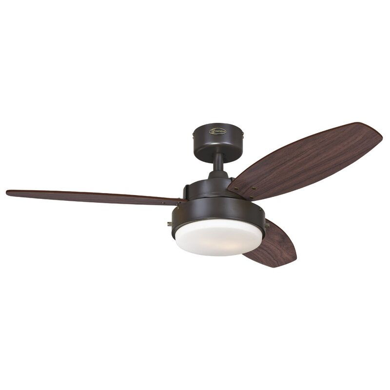 "mercury row 42"" corsa 3 reversible blade ceiling fan & reviews"