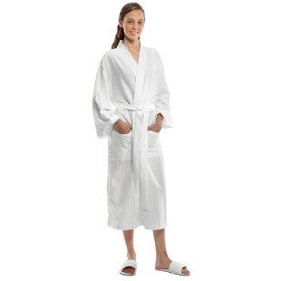 ea22436b63 Piedmonte Kimono Cotton Blend Terry ClothBathrobe