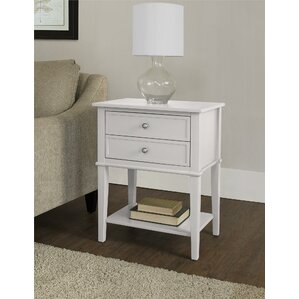 Winfield End Table With Storag..