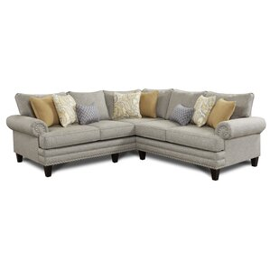 Mabrey Sectional by Alcott Hill