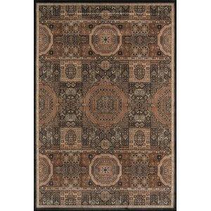 Sergio Brown Area Rug