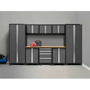 Bold 3 0 Series 9 Piece Storage Cabinet Set