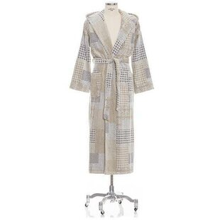 f5e8495b1d Hornchurch Hooded Cotton Bathrobe