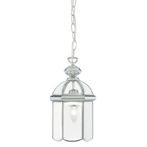 1-Light Lantern Pendant