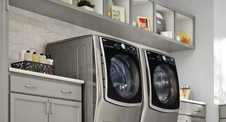 How To Maximize Space In The Laundry Room Part 87