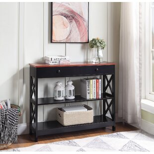 Gracelynn 1 Drawer Console Table & Console Tables with Storage Youu0027ll Love | Wayfair