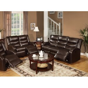 Liam 2 Piece Living Room Set by Infini Furnishings