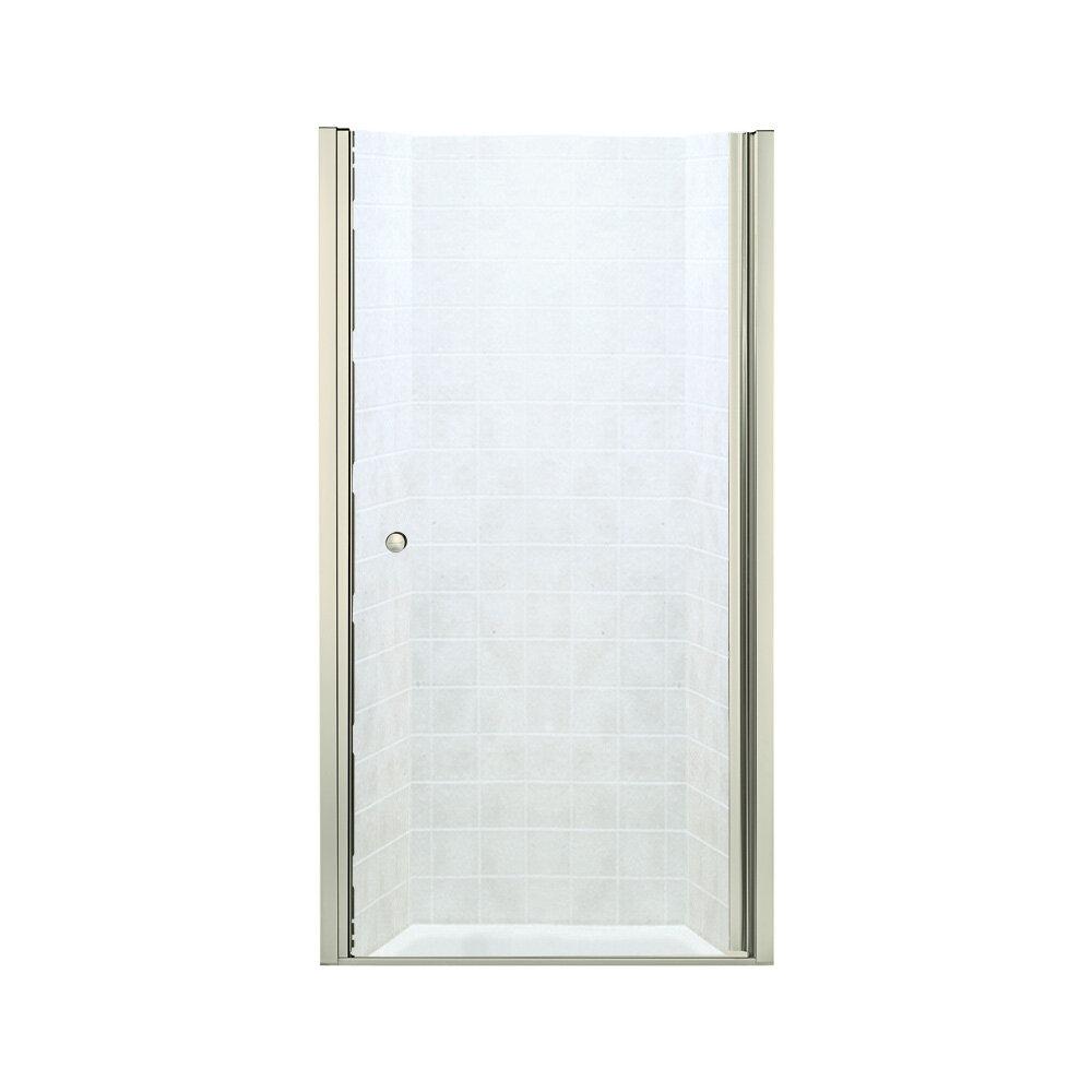 Sterling By Kohler Finesse 34 X 655 Pivot Frameless Shower Door