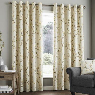 Yellow Amp Gold Curtains Wayfair Co Uk