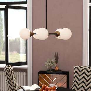 Bon Bautista 5 Light Chandelier