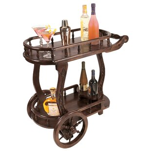 Pemberton Cordial Caddy Bar Cart