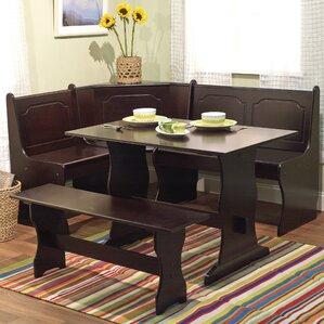 Gosselin 3 Piece Dining Set