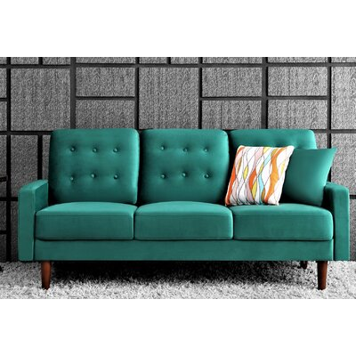 green sofas you 39 ll love in 2019 wayfair