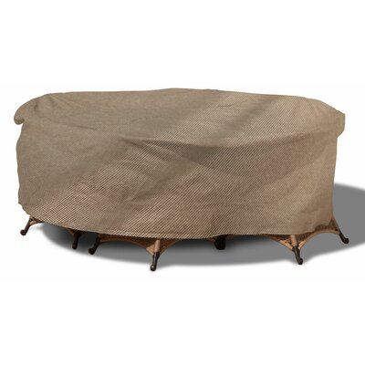 Freeport Park Aaden Round Patio Table and Chairs Combo Cover