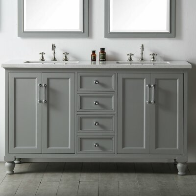 cottage amp country bathroom vanities you ll wayfair 12557
