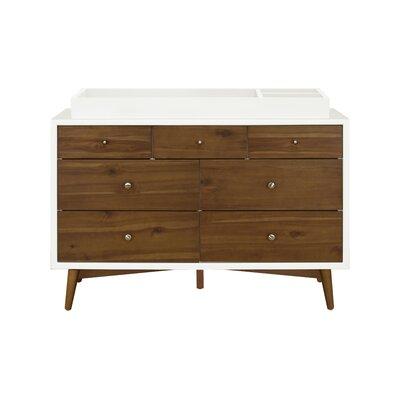 Modern Amp Contemporary Roselyn 7 Drawer Dresser Allmodern