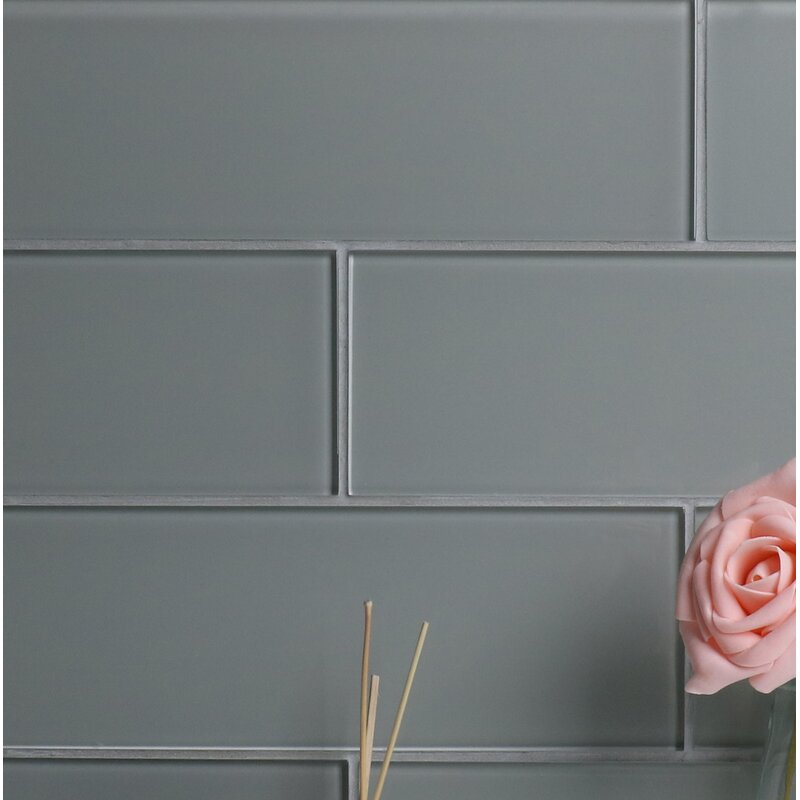 Premium Series 4 X 12 Gl Subway Tile In Glossy