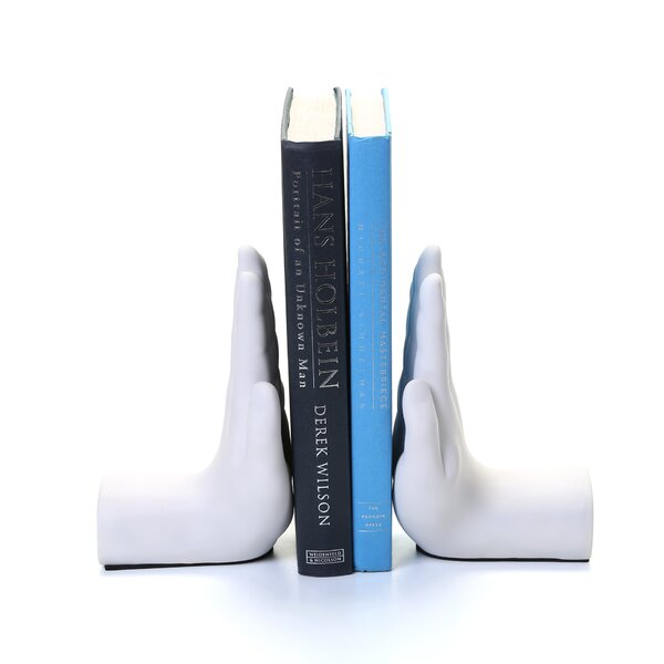 Modern Decorative Bookends AllModern Simple Decorative Bookends For Sale