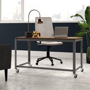 desk with wheels casters you ll love wayfair rh wayfair com desk with wheels target desk with wheels office depot