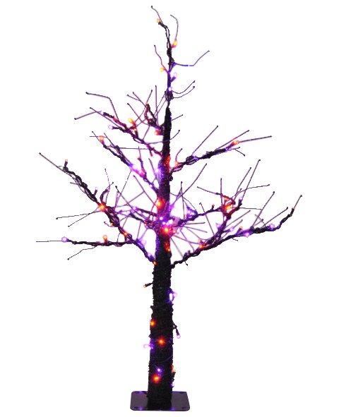 Queens Of Christmas Tree Light Halloween Decoration