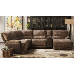 Red Barrel Studio Edgewood Power Reclining Sectional