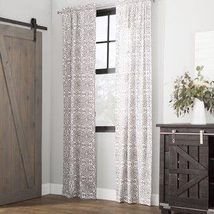 Design Decor Curtains Oakdale Wayfair
