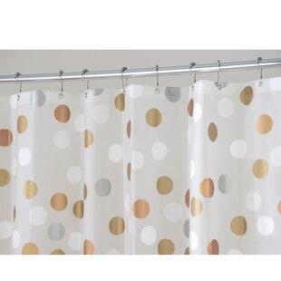 Abbey Dot Shower Curtain