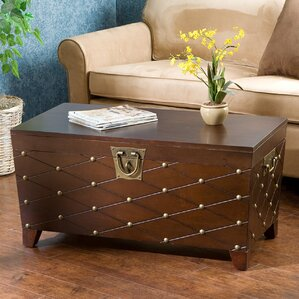 Calvert Coffee Table Trunk..