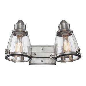 samson 2light vanity light