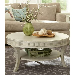 Tala Round Coffee Table by Beachcrest Home