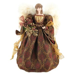 Autumn Angel Tree Topper