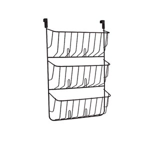 Over the Cabinet 3-Tier Lid Holder