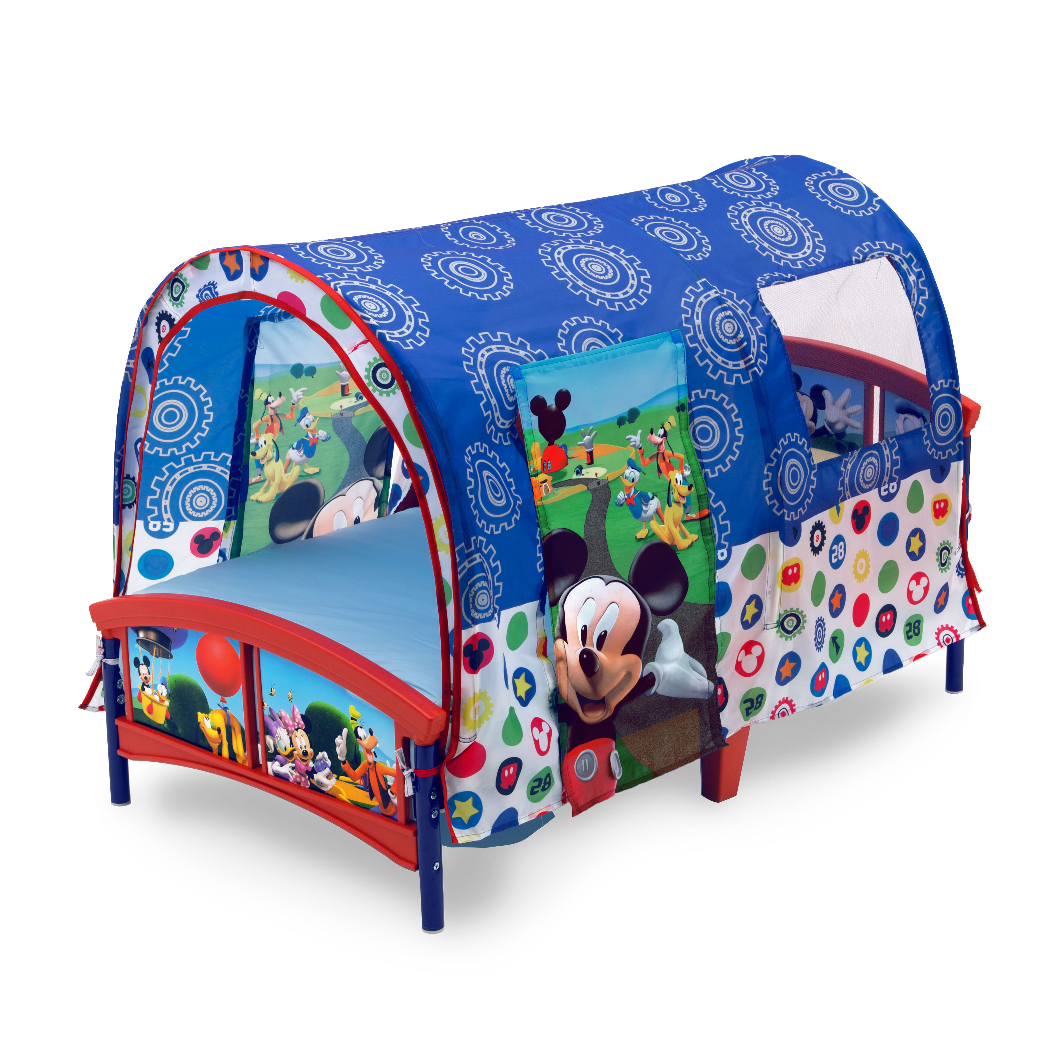 Delta Children Disney Mickey Mouse Toddler Tent Bed Reviews
