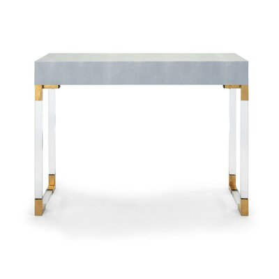 Mercer41 Tulare 2 Drawers Wooden Console Table