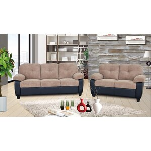 Alana 2 Piece Living Room Set by Living In Style