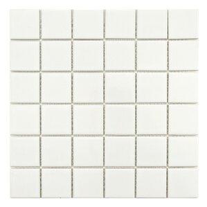 White Tile Floor Texture porcelain tile you'll love | wayfair