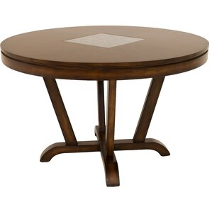 Colan Wood Dining Table by World Menagerie