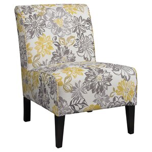Eugenia Floral Side Chair by Zipcode Design