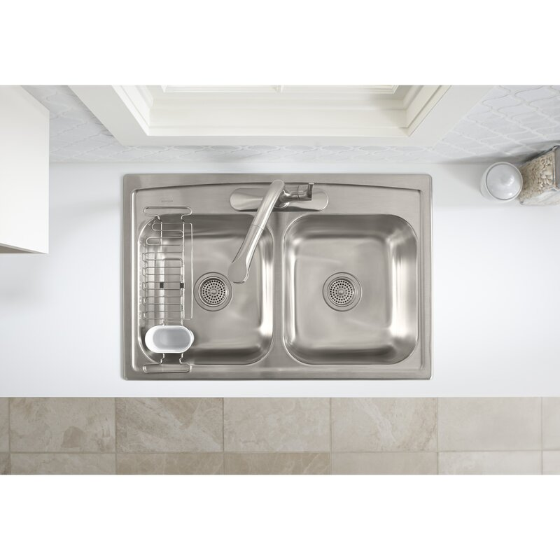 kitchen sink utility rack - Kohler Sple Dienstprogramm Rack