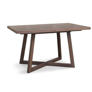 Dobbs Wood Dining Table by Mercury Row